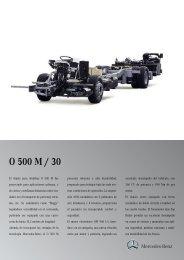 O500M 30 CM Euro III - Mercedes Benz