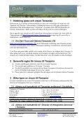 Information om visum till Tanzania och Zanzibar - Dahl Safaris - Page 3