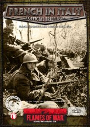 French Expeditionary Corps in Italy (PDF)... - Flames of War