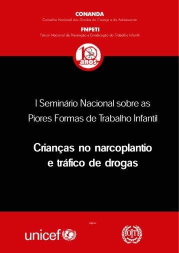 Narcoplantio - Organização Internacional do Trabalho