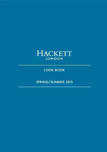 LOOK BOOK SPRING/SUMMER 2013 - London Fashion Week