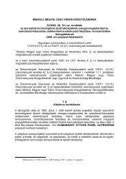 33/2009. (IX. 30.) - Miskolc