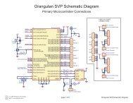 Orangutan SVP Schematic Diagram