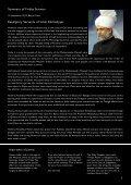 newsletter SEL.indd - Majlis Khuddamul Ahmadiyya UK Majlis ... - Page 3