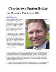 New Director at Charlestown BGC - Boys and Girls Club of Boston