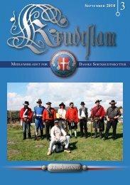 Krudtslam Nr.3-2010 - Forbundet Af Danske Sortkrudtskytteforeninger