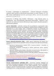 Definicje pojęć dla konkursów nr 1.5.1_2 i nr 1.5.2_3