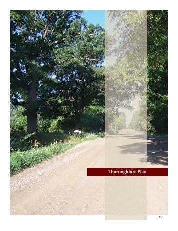Thoroughfare Plan.indd - Lapeer Township