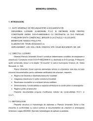 29 PUZ Calea Bucuresti 32A - Primaria Craiova