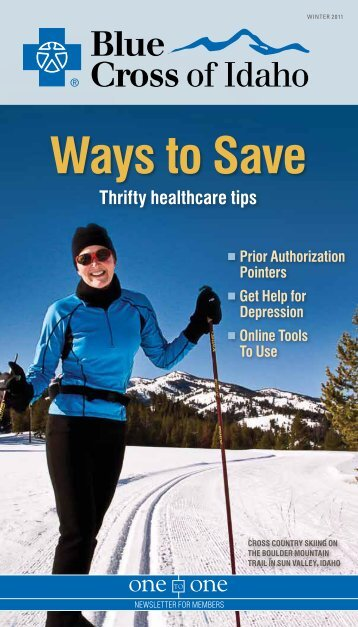 Ways to Save - Blue Cross of Idaho