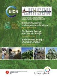 Biodiversité, énergie et changements climatiques ... - Africa Adapt