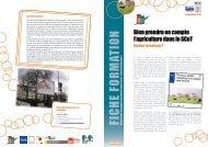 modules de formation - Réseau Rural Français
