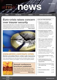 Disquiet as contingent commissions resurface - Airmic