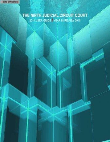 2010 Annual Report - Ninth Judicial Circuit Court of Florida