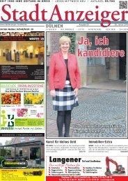 Stadt Anzeiger Dülmen kw 5