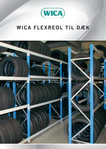 WICA flexreol til dæk
