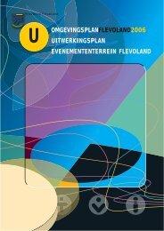 Uitwerking Omgevingsplan Flevoland Evenemententerrein (3.3Mb)