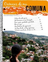 CARTILLA Revista Comuna13