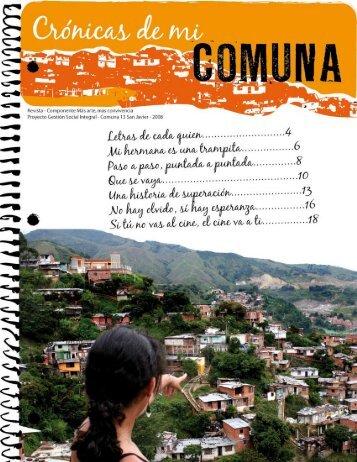 CARTILLA Revista Comuna13
