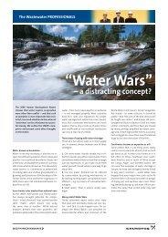 """""""Water Wars"""" - Grundfos E-Newsletter"""