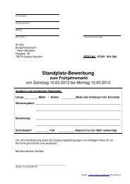 Anmeldeformular FJ2012 - Gemeinde Graben-Neudorf