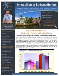 Immobilien in Südwestflorida - Markus Hartwich, P.A.