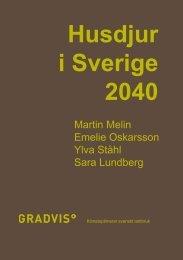 Husdjur i Sverige 2040 - Gradvis