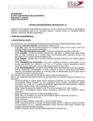 apdrošināšanas akciju sabiedrības 2009.gada 11.augusta ... - BTA