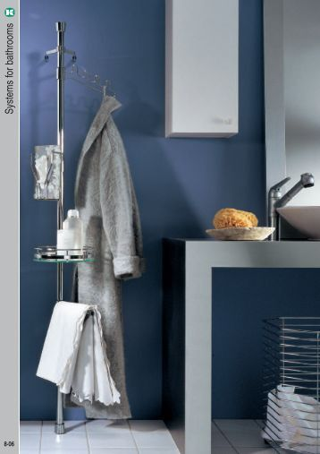 Systems for bathrooms
