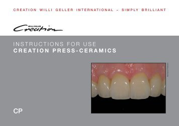 CP Manual - Jensen Dental