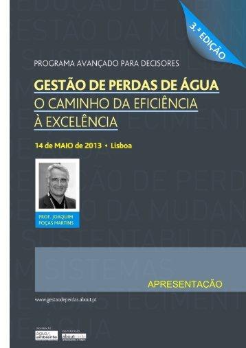 Ler mais - Agência Portuguesa do Ambiente