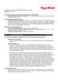 Vezi fisa de siguranta a produsului - Mondo Trade - Page 4