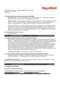 Vezi fisa de siguranta a produsului - Mondo Trade - Page 5