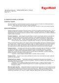 Vezi fisa de siguranta a produsului - Mondo Trade - Page 7
