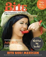 Download July 2011 - Bite Magazine