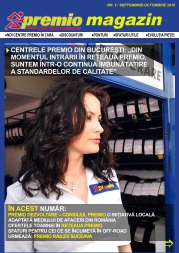 Nr. 2 / septembrie - octombrie 2010 - Mondo Trade