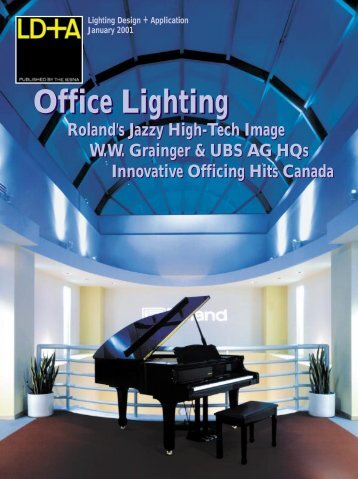Office Lighting - Illuminating Engineering Society