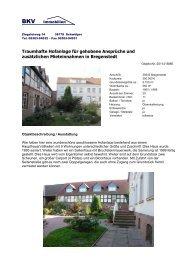 Traumhafte Hofanlage für gehobene Ansprüche ... - BKV Immobilien