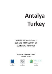 Information about Antalya - European Council of Civil Engineers