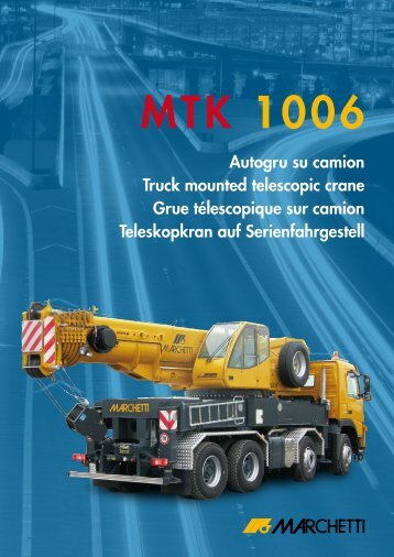 catalogo mtk 1006.pdf - Marchetti Autogru SpA