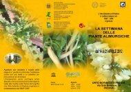 Scarica la locandina - Società Botanica Italiana