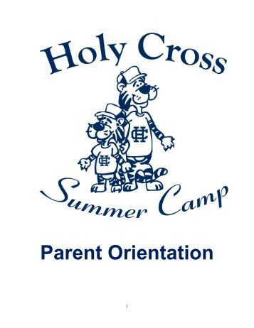 "holy cross single parents Holy cross high school athletic program overview and parents' guide mission statement the objective of holy cross high school""s department of athletics is to."