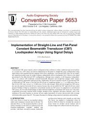 Implementation of Straight-Line and Flat-Panel Constant Beamwidth ...