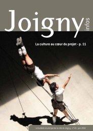 N° 41 - juin 2012 - Joigny