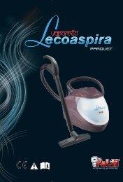 LECOASPIRA PARQUET - M0S10067 - 1S01:Layout 1.qxd - Polti