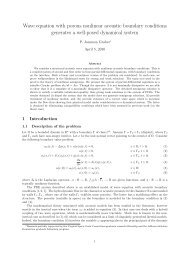 Wave equation with porous nonlinear acoustic boundary conditions ...