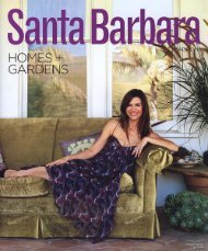 Santa Barbara Magazine February/March 2009