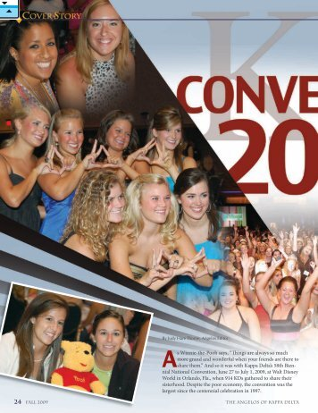 Convention 2009 - Kappa Delta