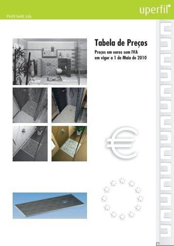 Tabelas Precos