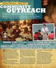 Community outREACH - Baptist Bible Tribune